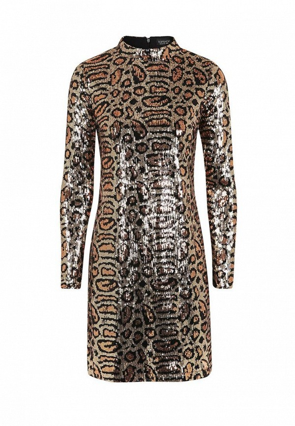 Платье-мини Topshop (Топ Шоп) 35E12KMUL