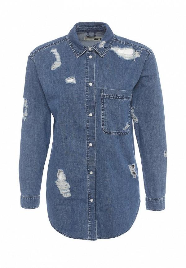 Рубашка джинсовая Topshop 05P28KMDT