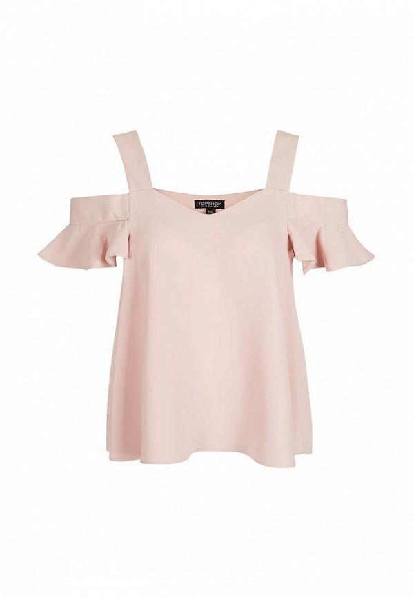 Блуза Topshop Topshop TO029EWNUQ90 блуза topshop topshop to029ewuwt09