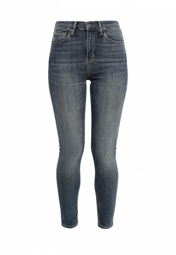 Зауженные джинсы Topshop (Топ Шоп) 02Y07KDIR