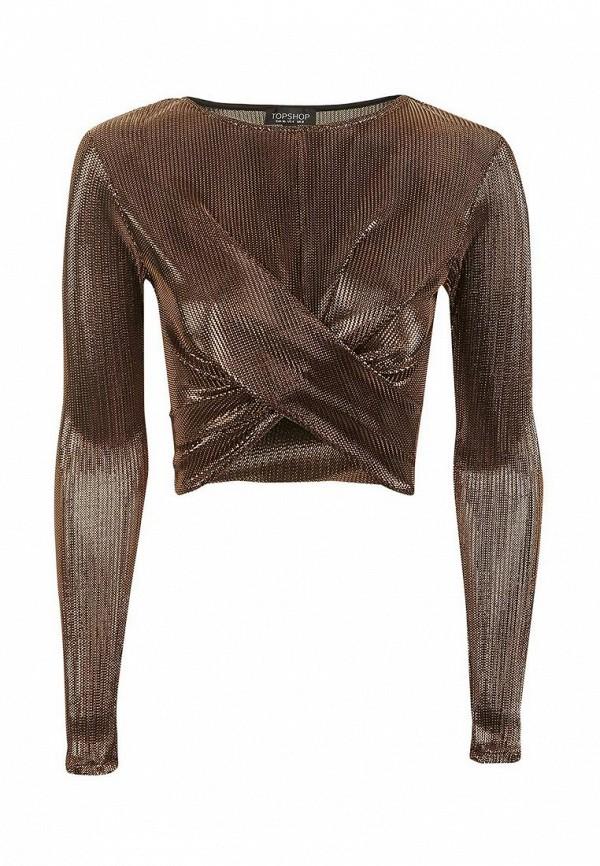 Блуза Topshop Topshop TO029EWOMC55 блуза topshop topshop to029ewuwt09