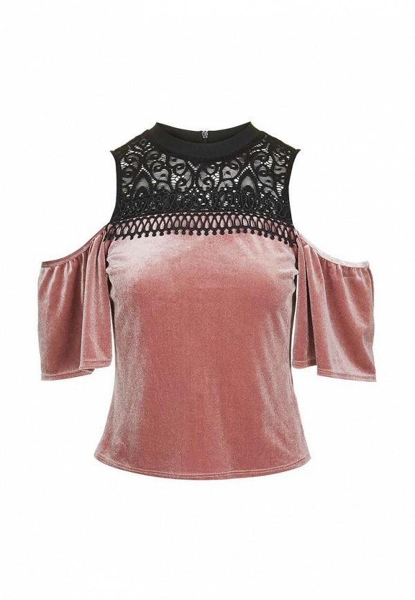 Блуза Topshop Topshop TO029EWOVT86 блуза topshop topshop to029ewxgl80