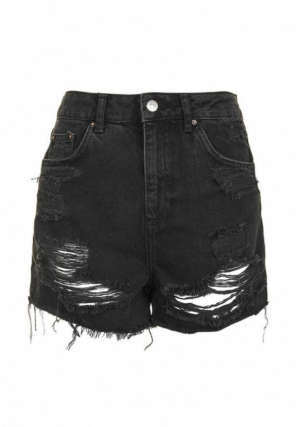 Шорты джинсовые Topshop 05A12LWBK