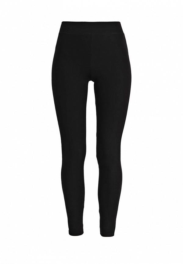 Купить женские брюки Topshop черного цвета