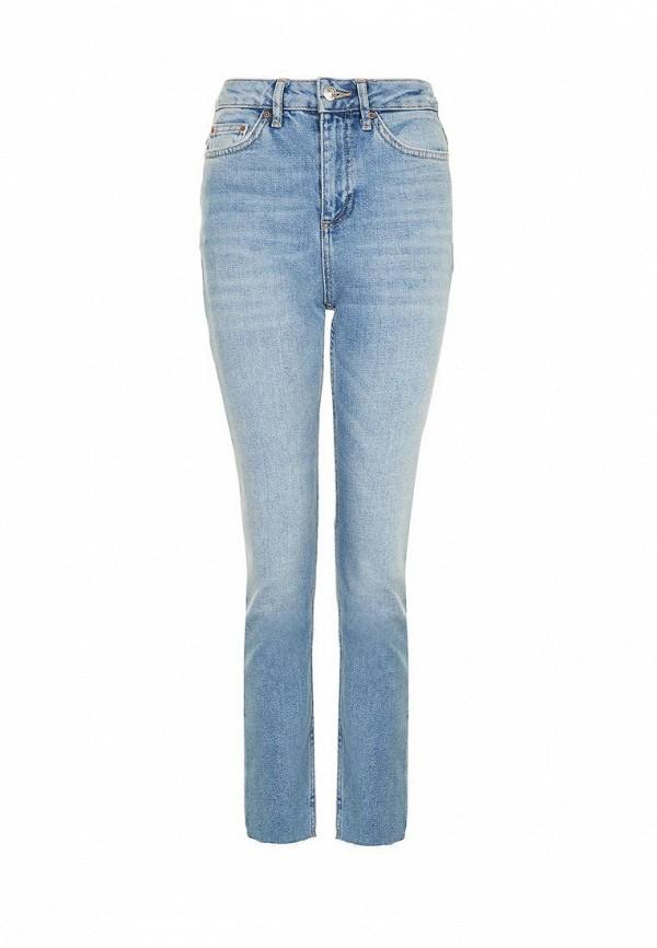 Зауженные джинсы Topshop (Топ Шоп) 02G02LMDT
