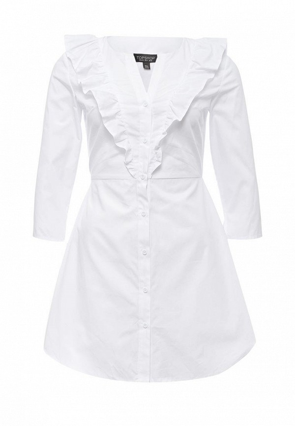 Платье Topshop Topshop TO029EWRMD67 topshop topshop to029ewhts09
