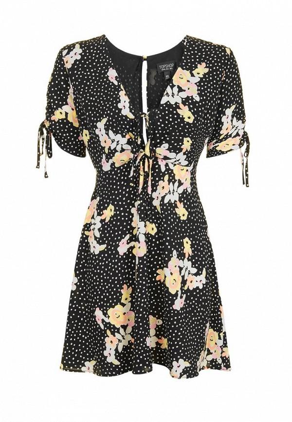 Платье Topshop Topshop TO029EWRMD74 topshop topshop to029ewhts09