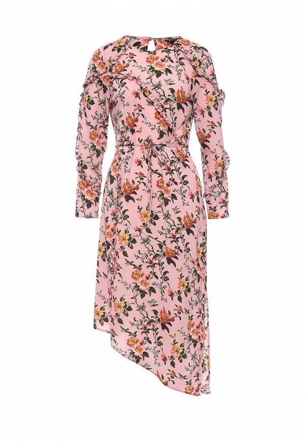 Платье Topshop Topshop TO029EWRUQ52 topshop topshop to029ewhts09