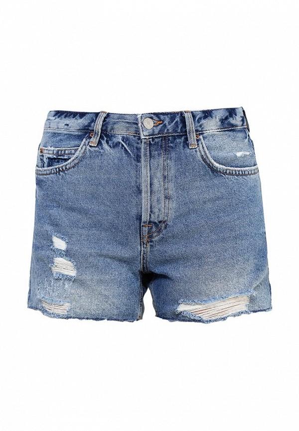Шорты джинсовые Topshop Topshop TO029EWSIO78 шорты джинсовые topshop topshop to029ewsco80