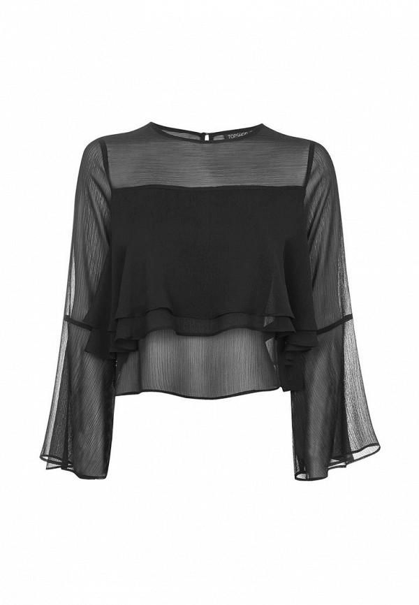 Блуза Topshop Topshop TO029EWSIP01 блуза topshop topshop to029ewnkc11