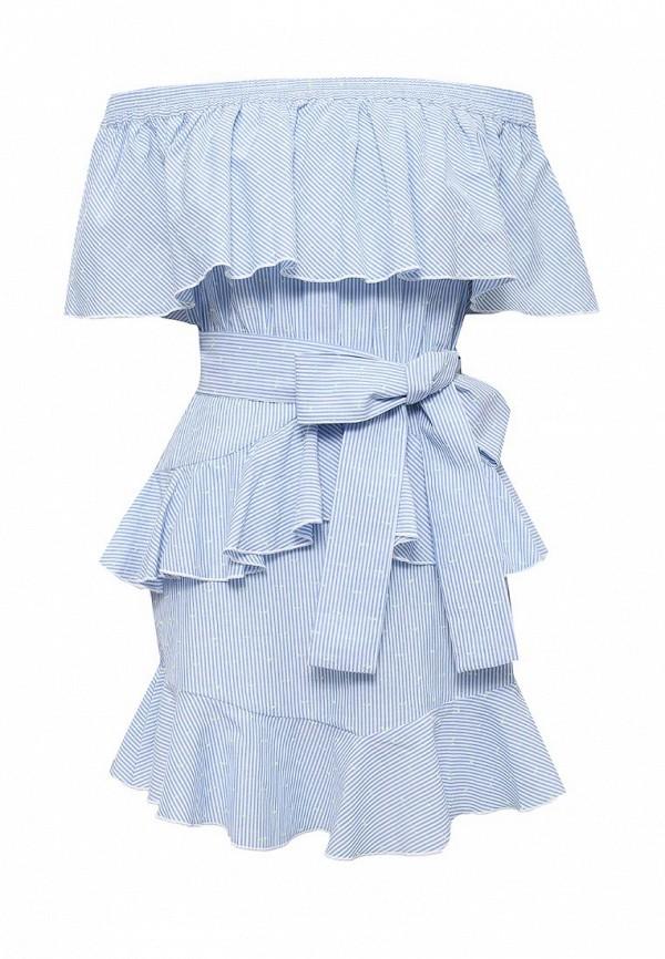 Платье Topshop Topshop TO029EWSZI49 topshop topshop to029ewhts09