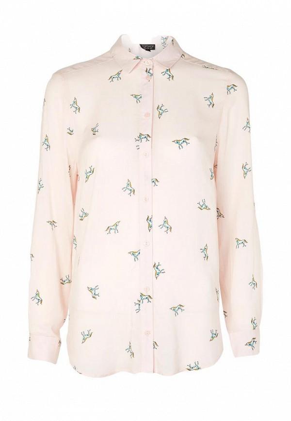 Блуза Topshop Topshop TO029EWTJS66 блуза topshop topshop to029ewnkc11