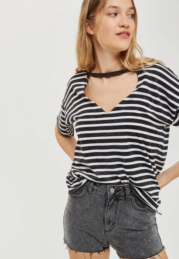 Шорты джинсовые Topshop Topshop TO029EWTQY58 шорты джинсовые topshop topshop to029ewsco80