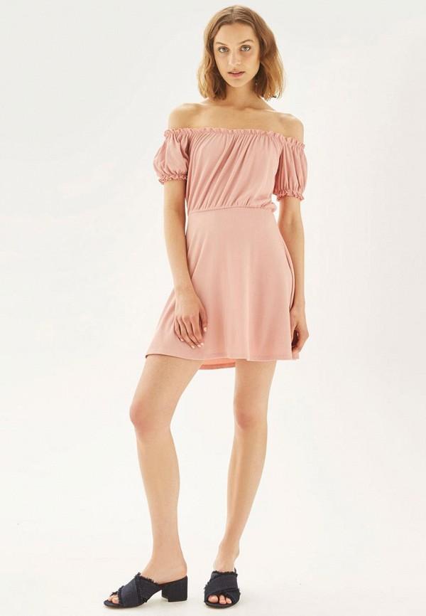 Платье Topshop Topshop TO029EWTQY86 topshop topshop to029ewhts09