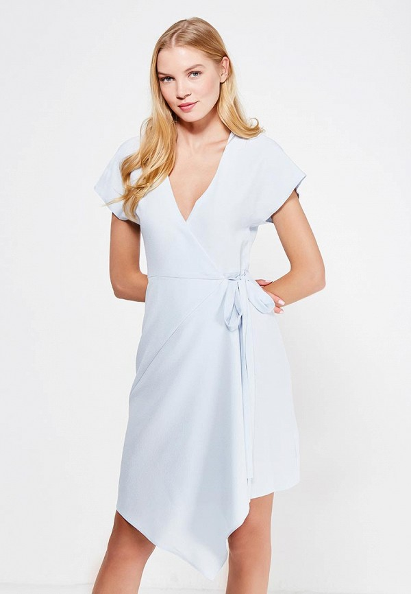 Платье Topshop Topshop TO029EWTQY97 платье джинсовое topshop topshop to029ewigr26