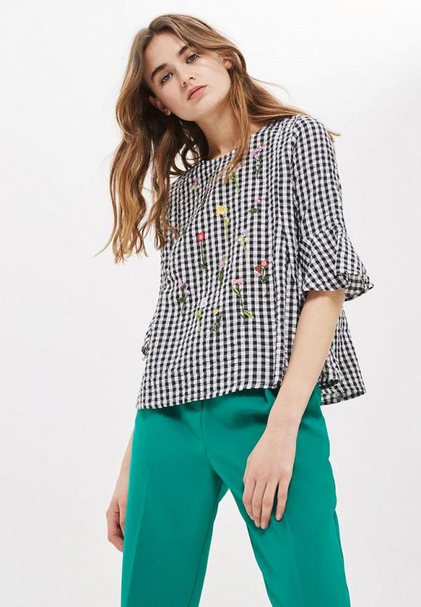 Блуза Topshop Topshop TO029EWTQZ18 блуза topshop topshop to029ewnkc11