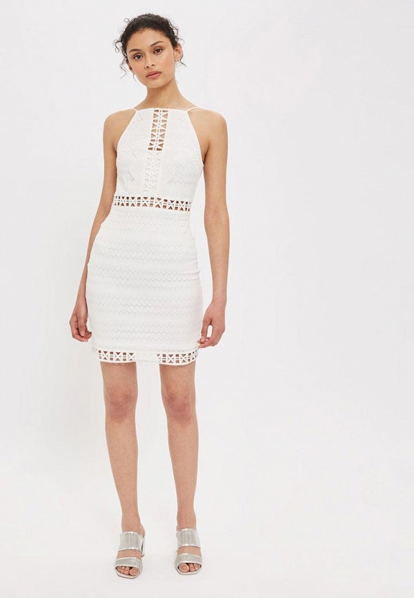 Платье Topshop Topshop TO029EWTQZ49 topshop topshop to029ewhts09