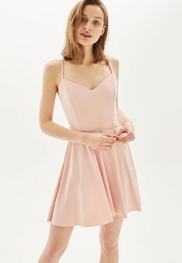 Платье Topshop Topshop TO029EWTQZ50 topshop topshop to029ewhts09