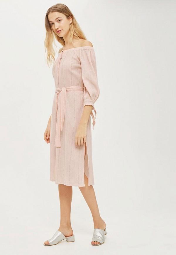 Платье Topshop Topshop TO029EWUBW68 topshop topshop to029ewhts09