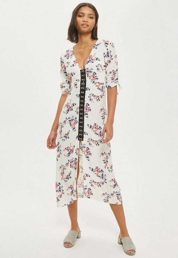 Платье Topshop Topshop TO029EWUBW78 topshop topshop to029ewhts09