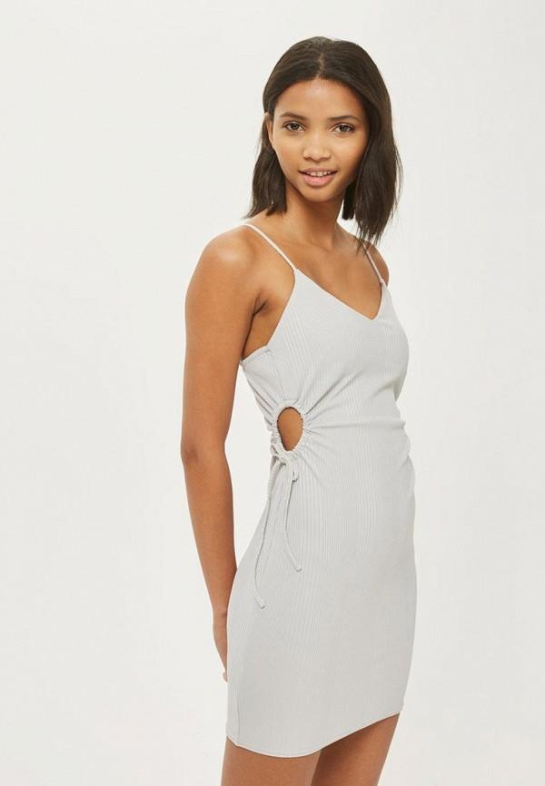 Платье Topshop Topshop TO029EWUBX01 topshop topshop to029ewhts09