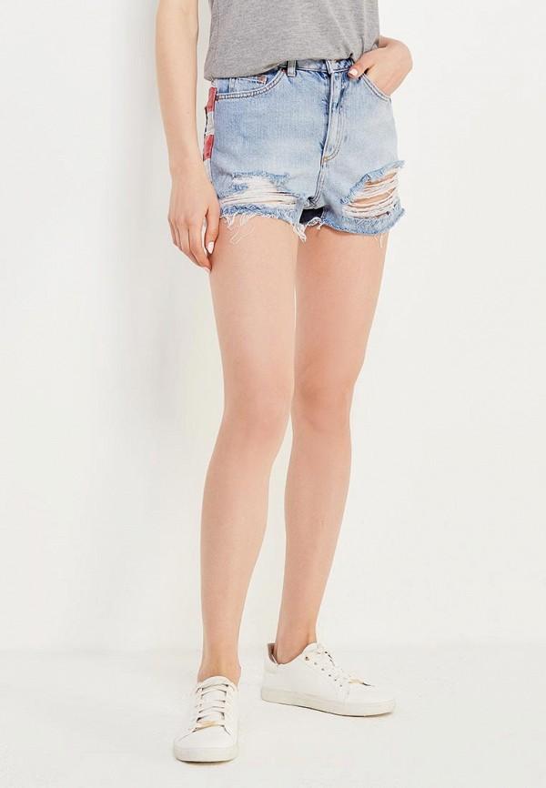 Шорты джинсовые Topshop Topshop TO029EWUQS80 шорты джинсовые topshop topshop to029ewsco80
