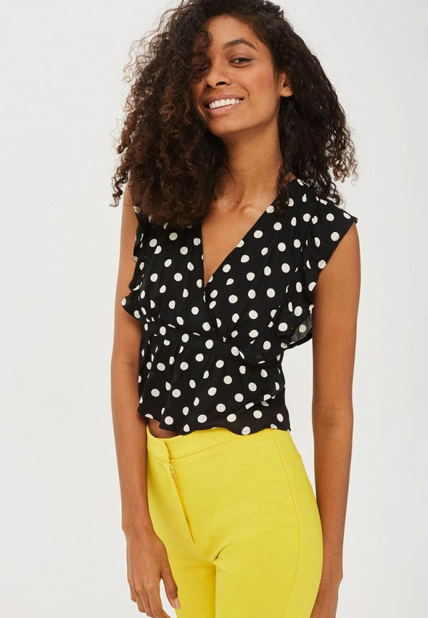 Блуза Topshop Topshop TO029EWUQT29 блуза topshop topshop to029ewuwt09
