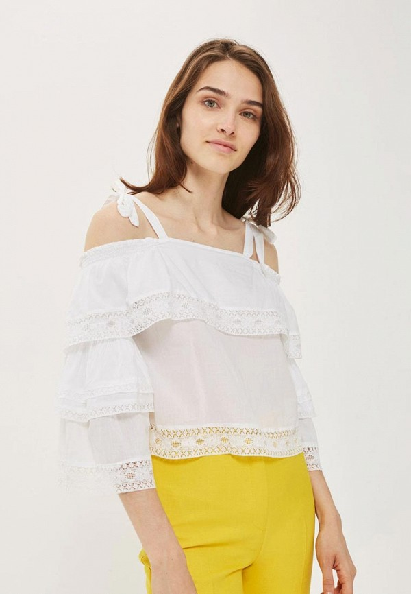 Блуза Topshop Topshop TO029EWUQT40 блуза topshop topshop to029ewubw88