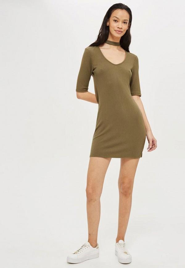 Платье Topshop Topshop TO029EWUQT65 topshop topshop to029ewhtr95