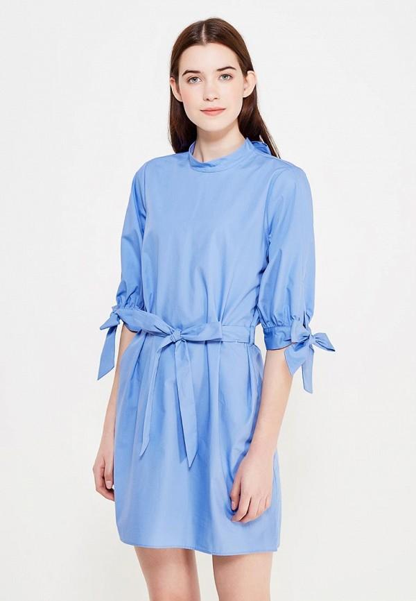 Платье Topshop Topshop TO029EWUWS93 платье джинсовое topshop topshop to029ewigr26