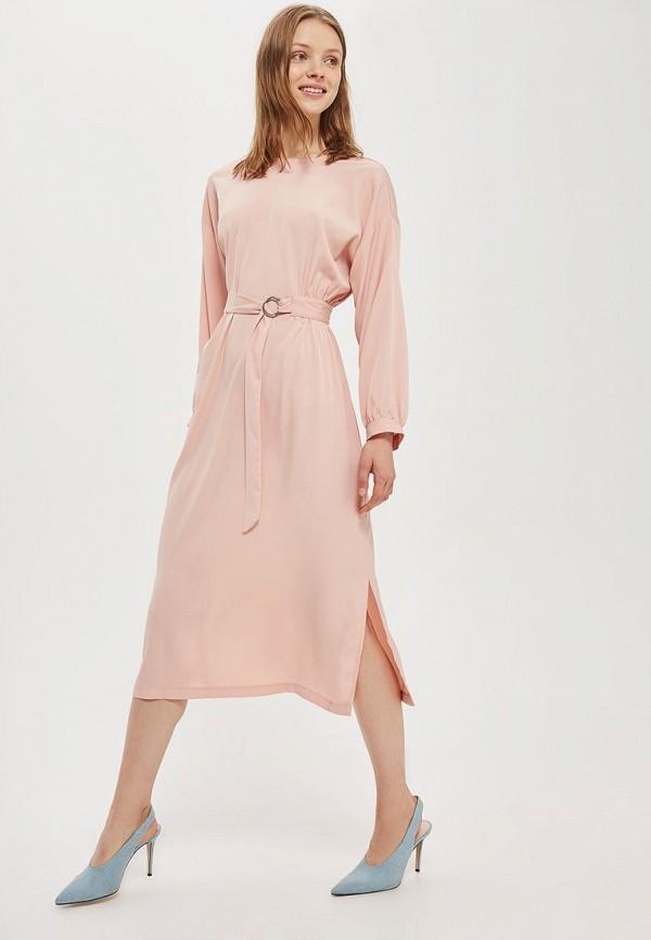 Платье Topshop Topshop TO029EWUWS96 платье джинсовое topshop topshop to029ewigr26