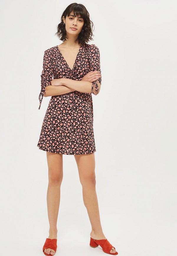Платье Topshop Topshop TO029EWVQP84 платье джинсовое topshop topshop to029ewigr26