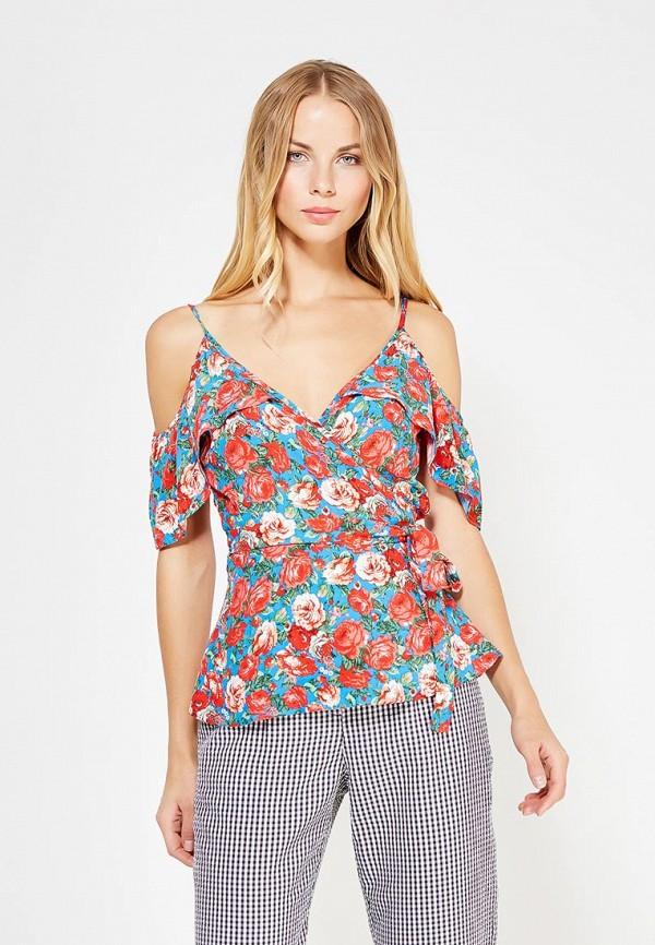 Блуза Topshop Topshop TO029EWWFV73 блуза topshop topshop to029ewnkc11