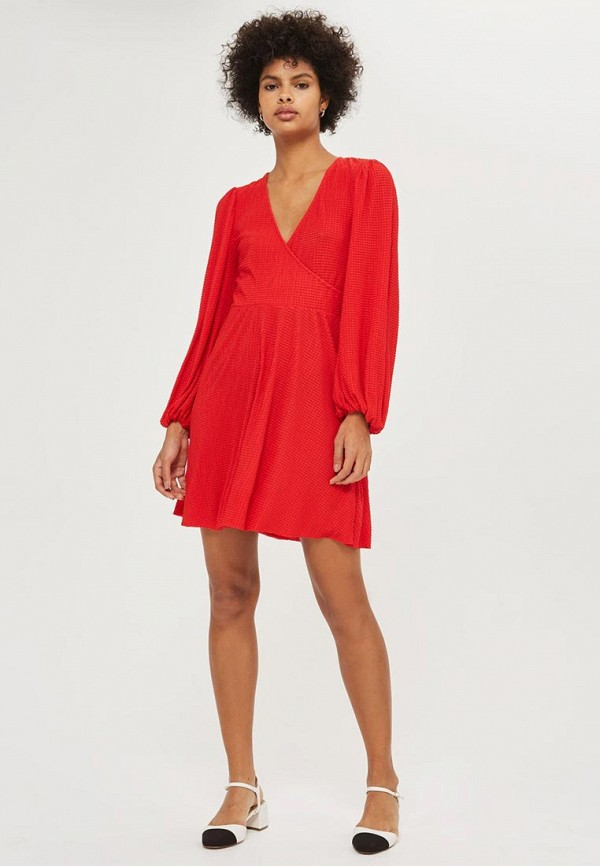 Платье Topshop Topshop TO029EWWLG94 topshop topshop to029ewizx45