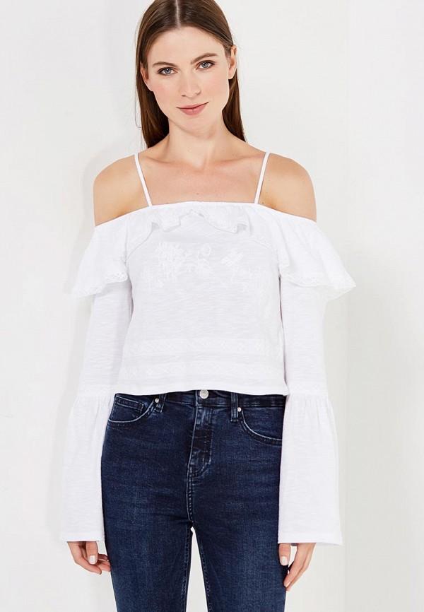Блуза Topshop Topshop TO029EWWSN74 блуза topshop topshop to029ewyap43