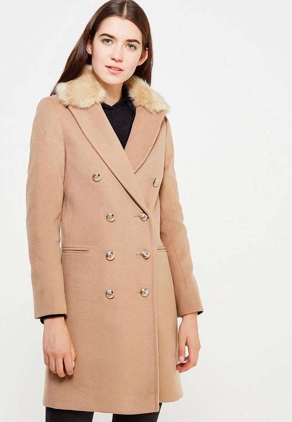 Пальто Topshop Topshop TO029EWWSN82 пальто topshop topshop to029ewxoe53