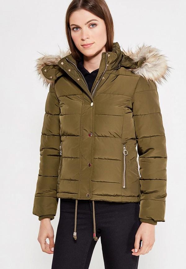 Куртка утепленная Topshop Topshop TO029EWWSN99