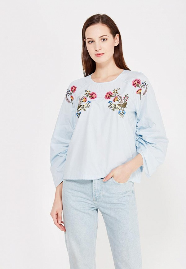 Блуза Topshop Topshop TO029EWWSO03 блуза topshop topshop to029ewnkc11