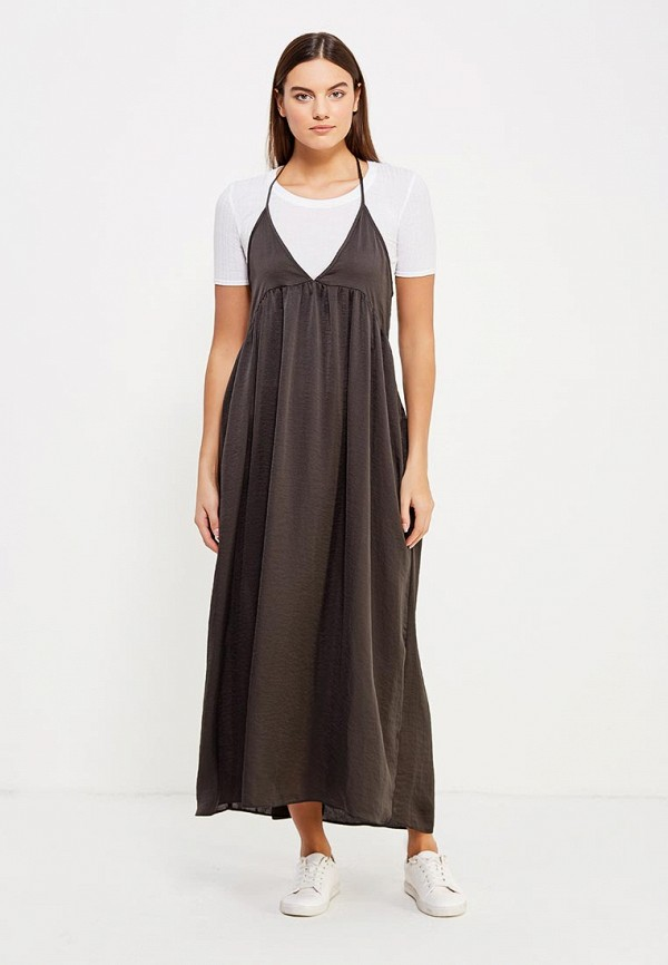 Платье Topshop Topshop TO029EWWYJ75 topshop topshop to029ewhts09