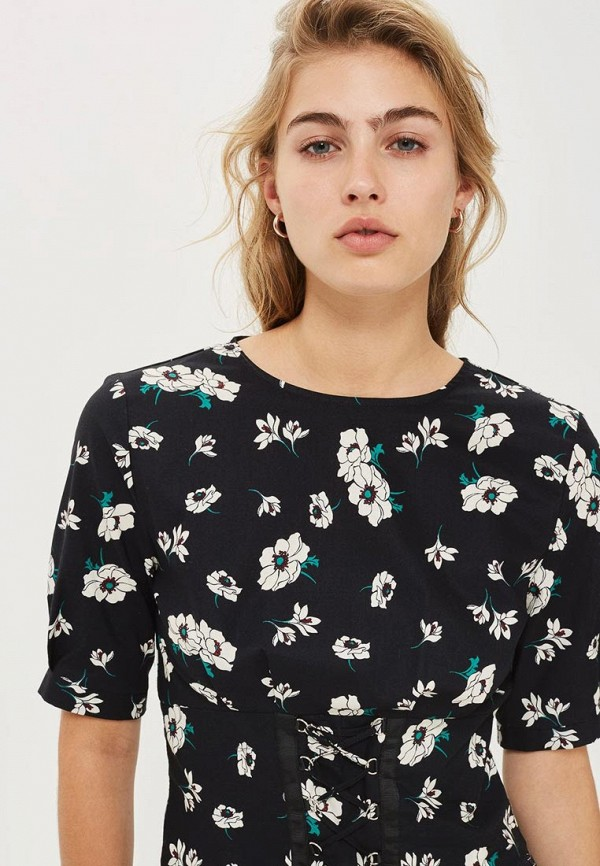 Блуза Topshop Topshop TO029EWWYJ91 блуза topshop topshop to029ewnkc11