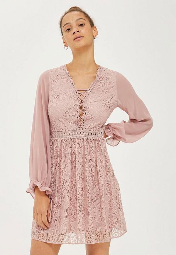 цены на Платье Topshop Topshop TO029EWXCJ99 в интернет-магазинах