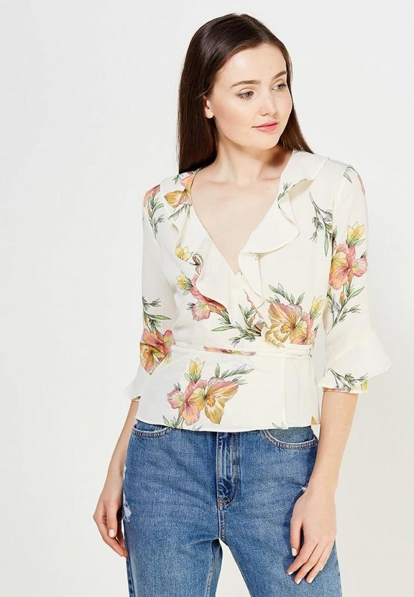 Блузка С Цветами С Доставкой