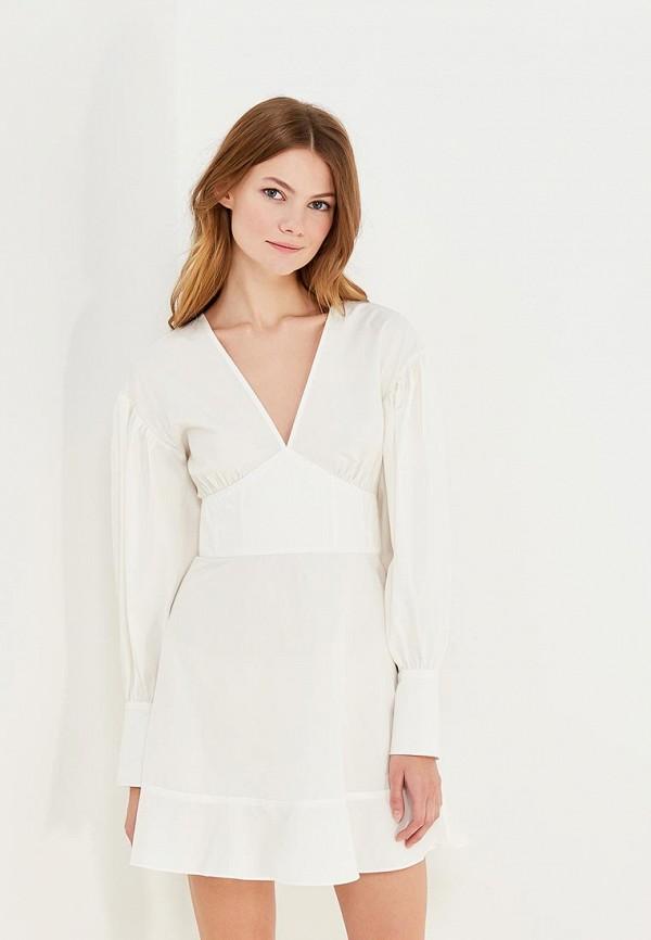 Платье Topshop Topshop TO029EWXGL70 платье джинсовое topshop topshop to029ewigr26