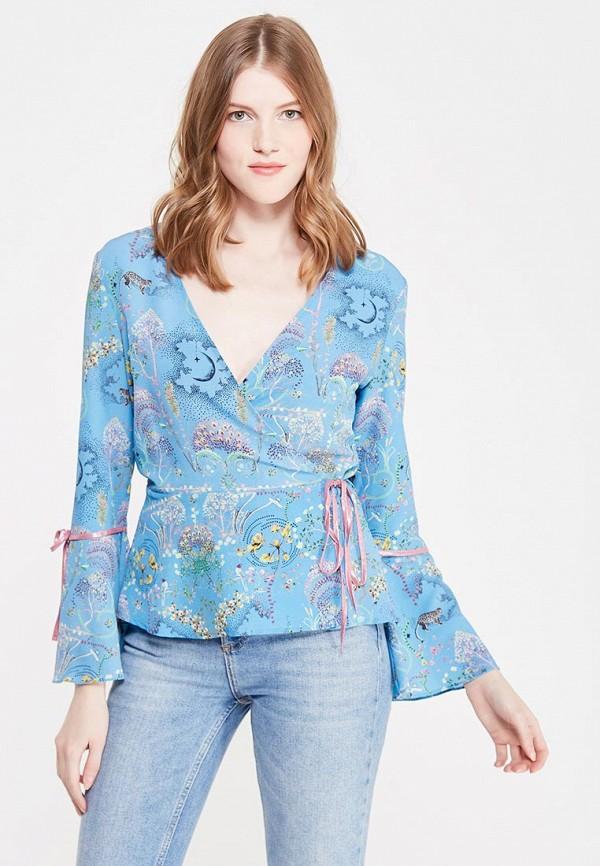 Блуза Topshop Topshop TO029EWYAP43 блуза topshop topshop to029ewxgl80