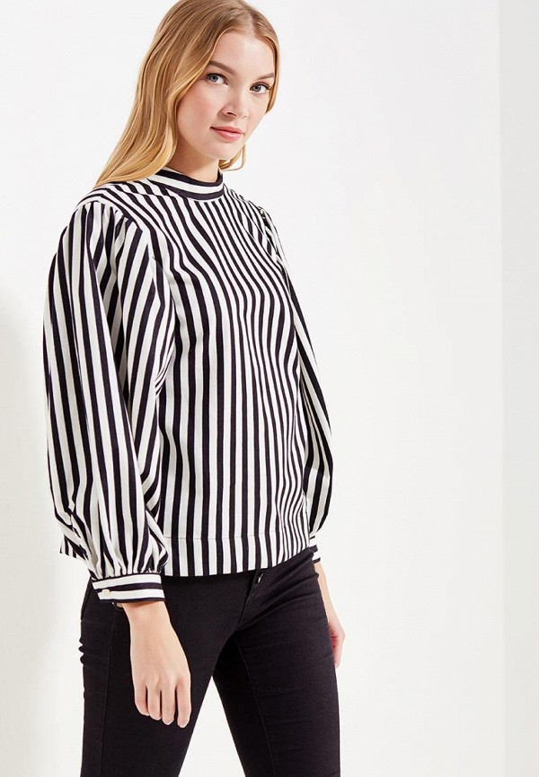Блуза Topshop Topshop TO029EWYOM50 блуза topshop topshop to029ewnkc11