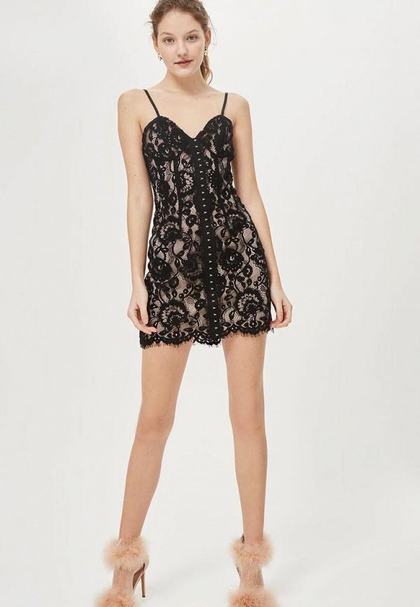 Платье Topshop Topshop TO029EWZVI30 платье topshop topshop to029ewtqz01