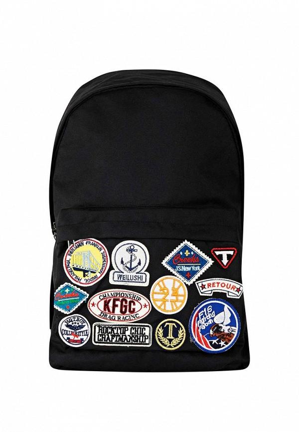 Городской рюкзак Topman (Топмэн) 56T32NBLK