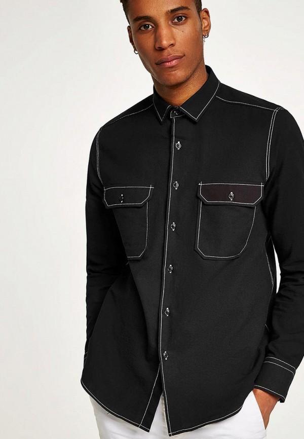 Рубашка Topman Topman TO030EMBBQP4 letter print gingham raglan sleeve jacket