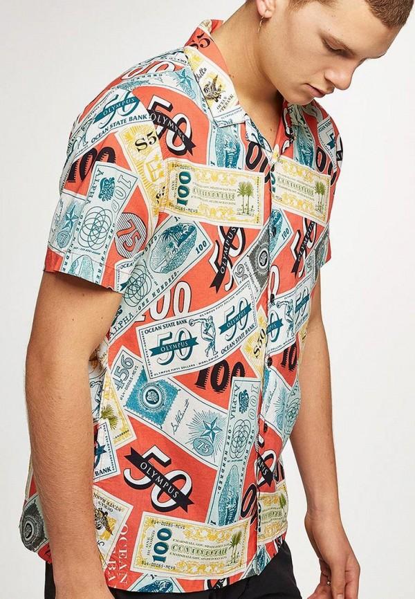 Рубашка Topman Topman TO030EMBJGN6 рубашка topman topman to030emxwy60
