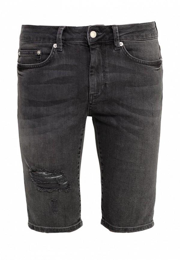Мужские повседневные шорты Topman (Топмэн) 33C26JGRY
